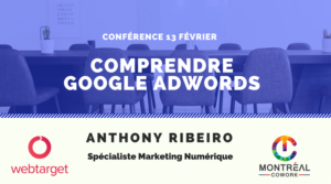 Comprendre Google Adwords